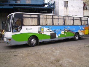 Hot Air Balloon Shuttle Bus Manila - Clark