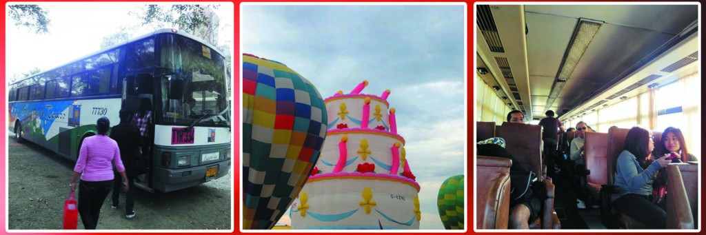 Hot Air Balloon Festival in Clark Pampanga