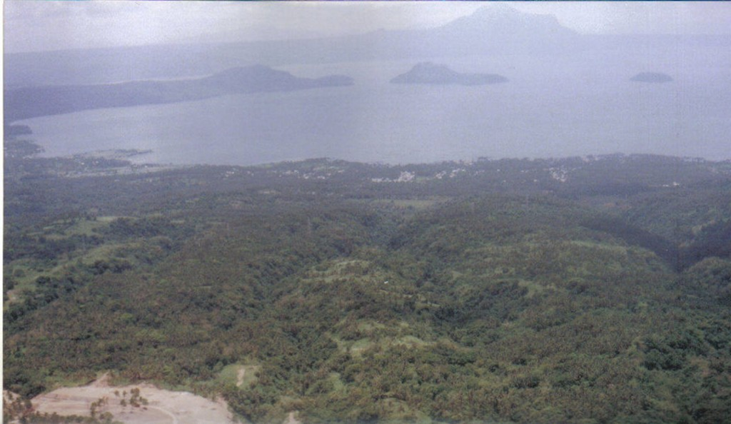 Land for development in Talisay, Tagaytay, south of Manila Philippines