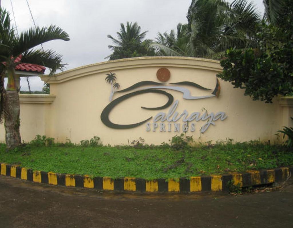 Caliraya Subdivision (1)