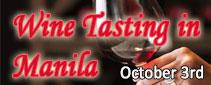 Wine Tasting October