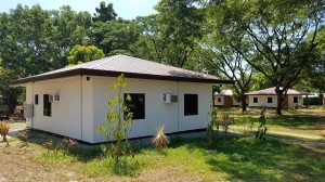 Family Cabins at Clearwater Resort in Clark Pampanga